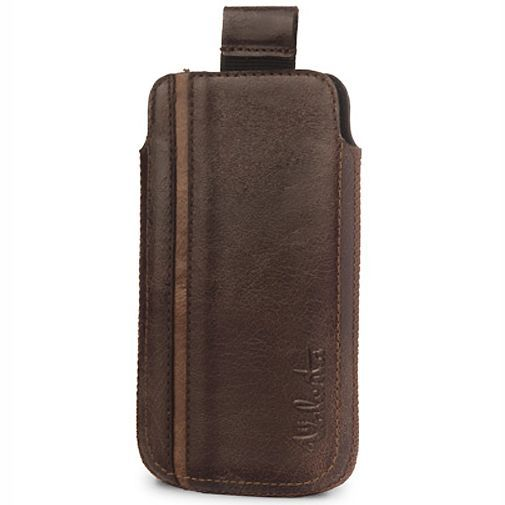 Productafbeelding van de Valenta Fashion Case Pocket Sport DBrown-MBr 01