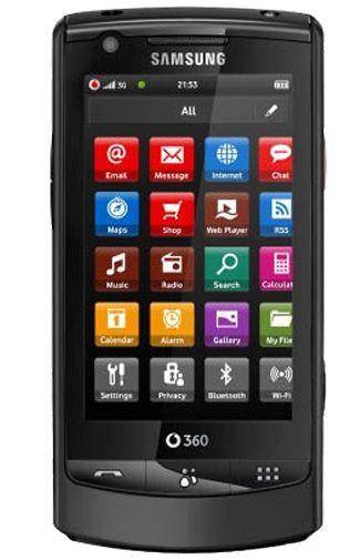 Productafbeelding van de Vodafone 360 Samsung M1 Black