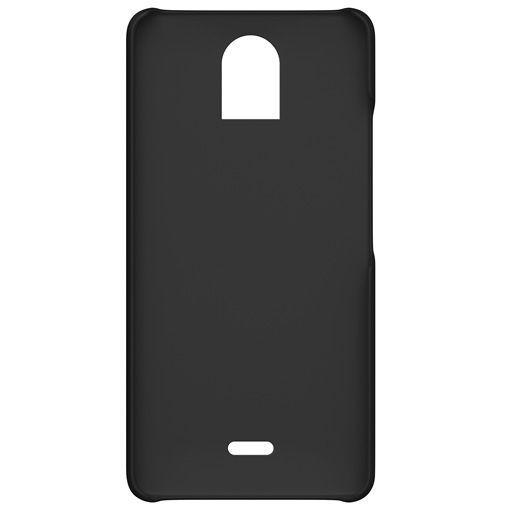 Productafbeelding van de Wiko Back Cover Black Wiko Ufeel Lite