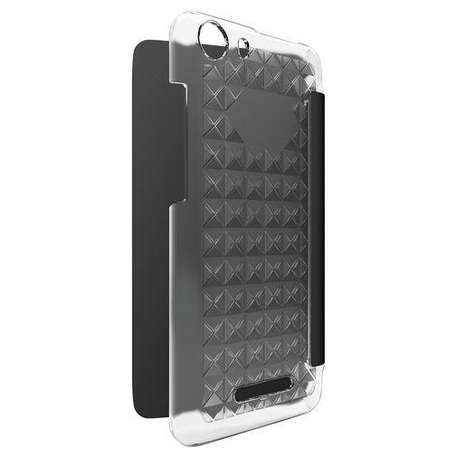 Productafbeelding van de Wiko Booklet Case Black Wiko Lenny 2