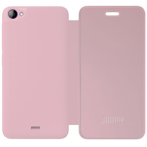 Wiko Booklet Case Pink Wiko Jimmy