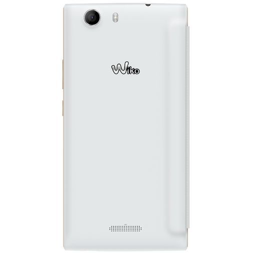 Productafbeelding van de Wiko Booklet View Cover White Wiko Ridge 4G