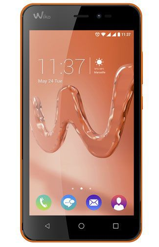 Productafbeelding van de Wiko Freddy 4G Dual Sim Orange