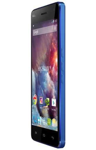 Productafbeelding van de Wiko Highway 4G Blue