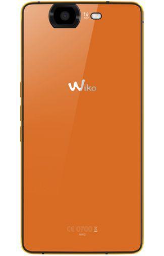 Productafbeelding van de Wiko Highway 4G Orange