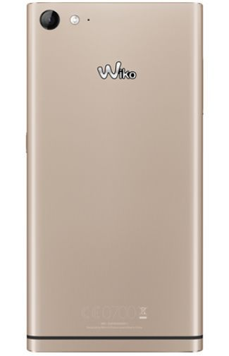 Productafbeelding van de Wiko Highway Star 4G Gold