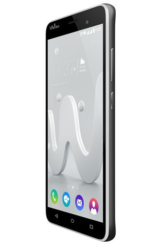Productafbeelding van de Wiko Jerry Dual Sim White Space Grey
