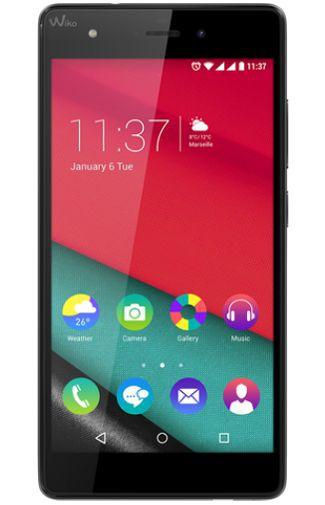 Productafbeelding van de Wiko Pulp 4G Dual Sim Black