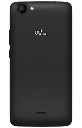 Productafbeelding van de Wiko Rainbow Jam Dual Sim Black