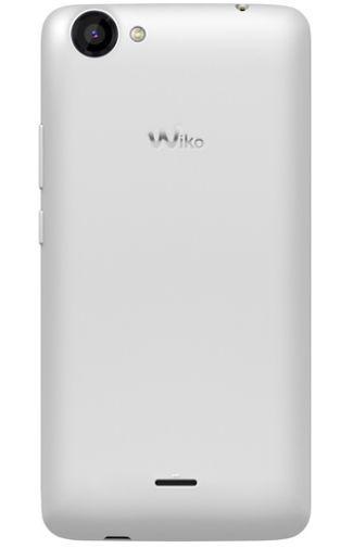 Productafbeelding van de Wiko Rainbow Jam Dual Sim White