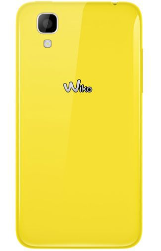 Productafbeelding van de Wiko Sunset Yellow