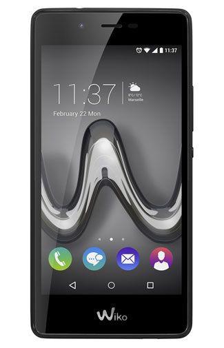 Productafbeelding van de Wiko Tommy 4G Black