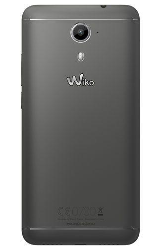 Productafbeelding van de Wiko Ufeel Prime Dual Sim Black