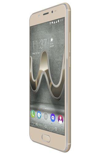 Productafbeelding van de Wiko Ufeel Prime Dual Sim Gold
