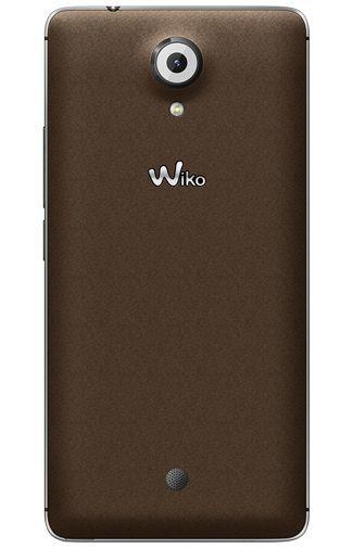 Productafbeelding van de Wiko Ufeel 4G Dual Sim Brown