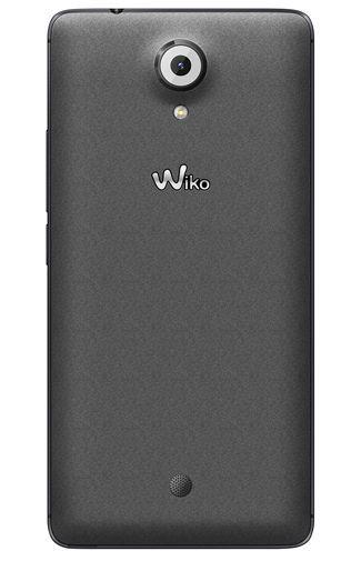 Productafbeelding van de Wiko Ufeel 4G Dual Sim Space Grey