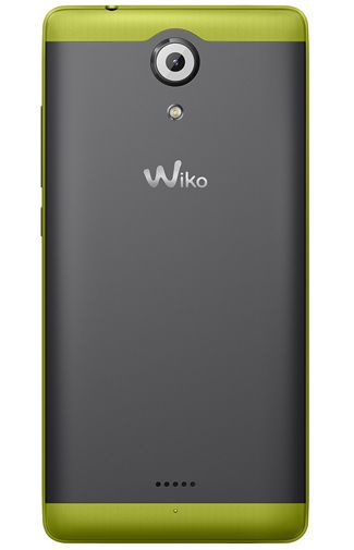 Productafbeelding van de Wiko Ufeel Lite Dual Sim Lime