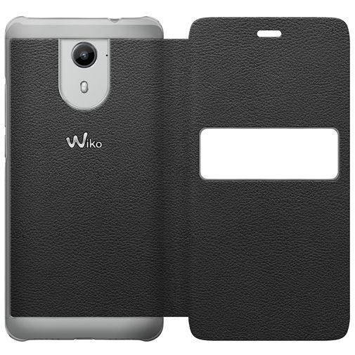 Productafbeelding van de Wiko Wiboard View Cover Black Ufeel Prime