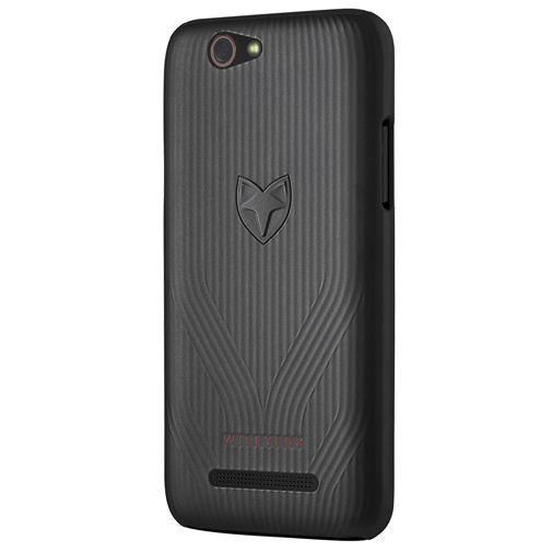 Productafbeelding van de Wileyfox Hard Case Black Spark +
