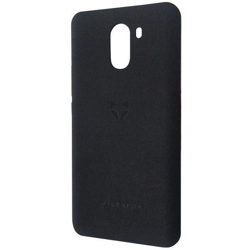 Productafbeelding van de Wileyfox Hard Case Black Swift 2X