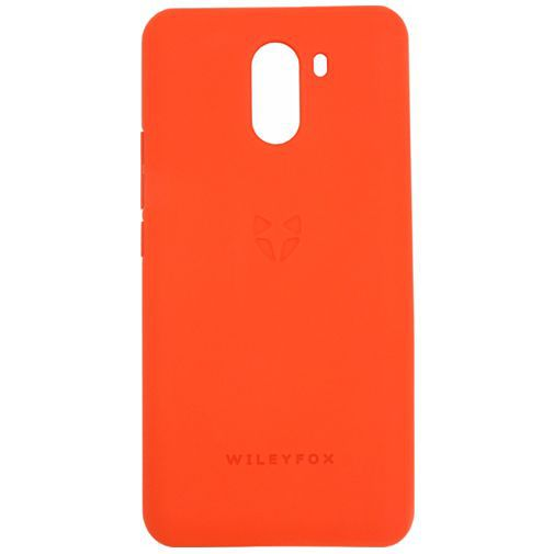 Productafbeelding van de Wileyfox Hard Case Orange Swift 2 (Plus)
