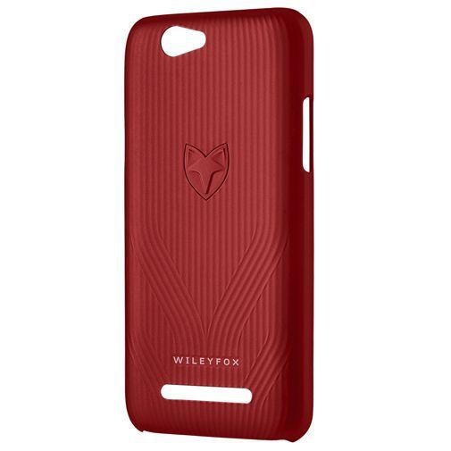 Productafbeelding van de Wileyfox Hard Case Red Spark +