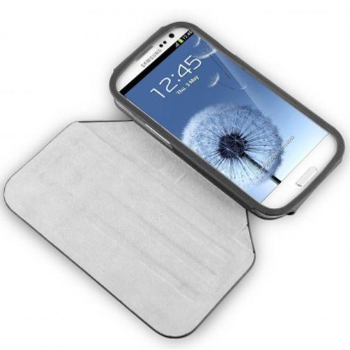 Productafbeelding van de X-Doria Dash Pro Case Samsung i9300 Galaxy S III Black