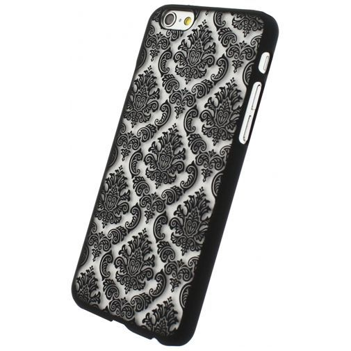 Productafbeelding van de Xccess Barock Cover Black Apple iPhone 6/6S