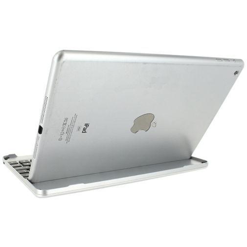 Productafbeelding van de Xccess Bluetooth Keyboard Cover Stand Black Apple iPad 2017/iPad 2018/Air/Air 2