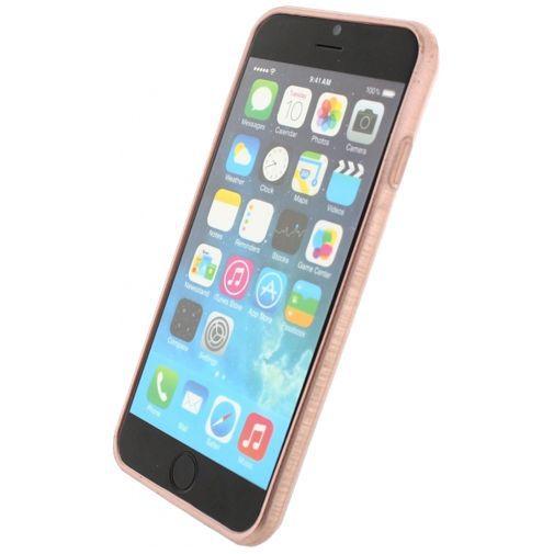 Productafbeelding van de Xccess Brushed TPU Case Bronze Apple iPhone 6/6S