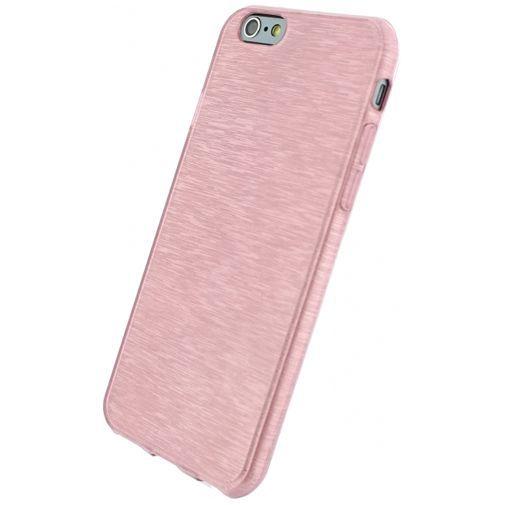Productafbeelding van de Xccess Brushed TPU Case Pink Apple iPhone 6/6S