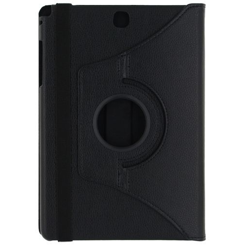 Productafbeelding van de Xccess Rotating Leather Stand Case Black Samsung Galaxy Tab A 9.7