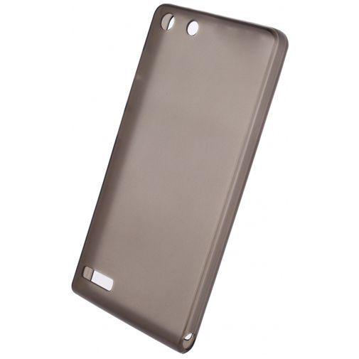 Productafbeelding van de Xccess TPU Case Huawei Ascend G6 Transparant Black