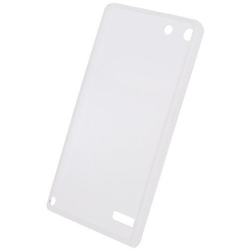 Productafbeelding van de Xccess TPU Case Huawei Ascend G6 Transparant White