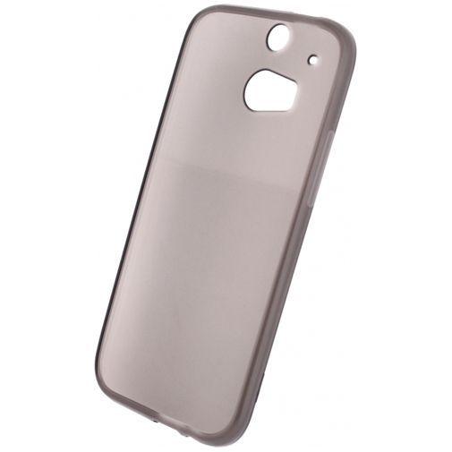 Productafbeelding van de Xccess TPU Case Smokey Grey HTC One M8/M8s