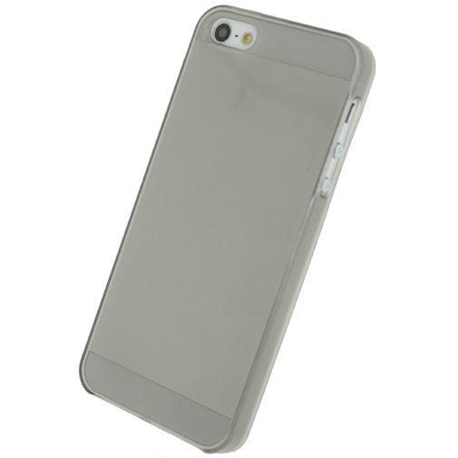 Productafbeelding van de Xccess TPU Case Transparent Black Apple iPhone 5/5S/SE