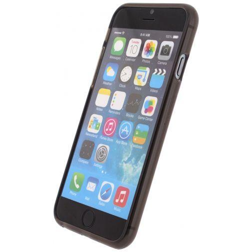 Productafbeelding van de Xccess TPU Case Transparent Black Apple iPhone 6/6S