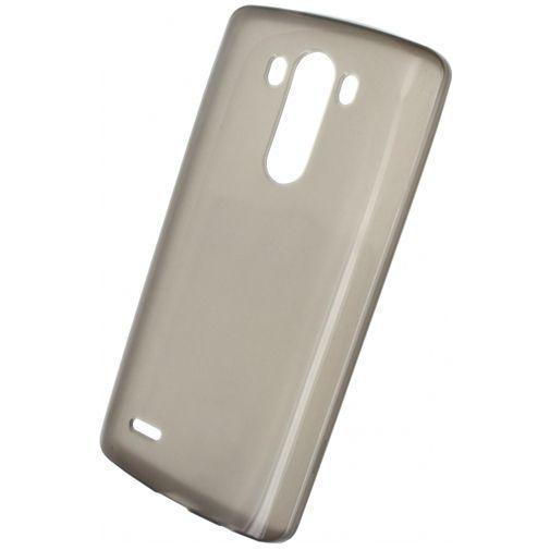 Productafbeelding van de Xccess TPU Case Transparent Black LG G3