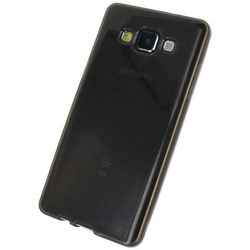 Productafbeelding van de Xccess TPU Case Transparent Black Samsung Galaxy A5