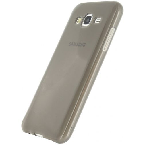 Productafbeelding van de Xccess TPU Case Transparent Black Samsung Galaxy J5