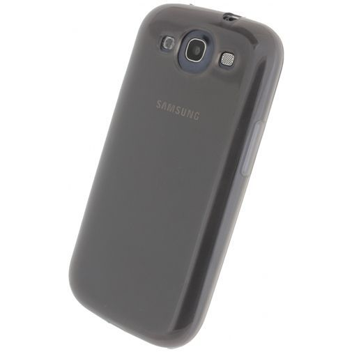 Productafbeelding van de Xccess TPU Case Transparent Black Samsung Galaxy S3 Neo