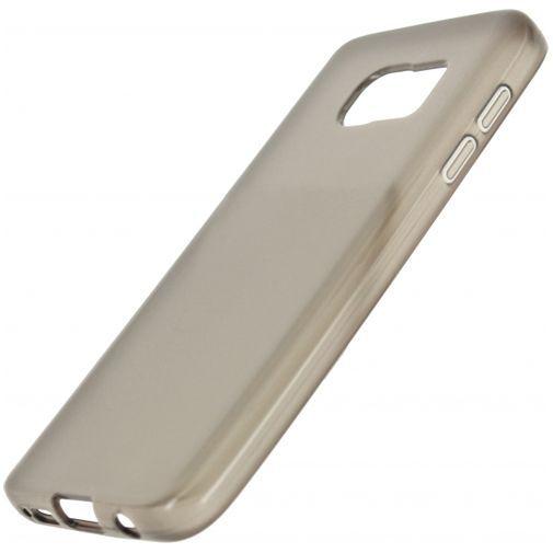 Productafbeelding van de Xccess TPU Case Transparent Black Samsung Galaxy S7