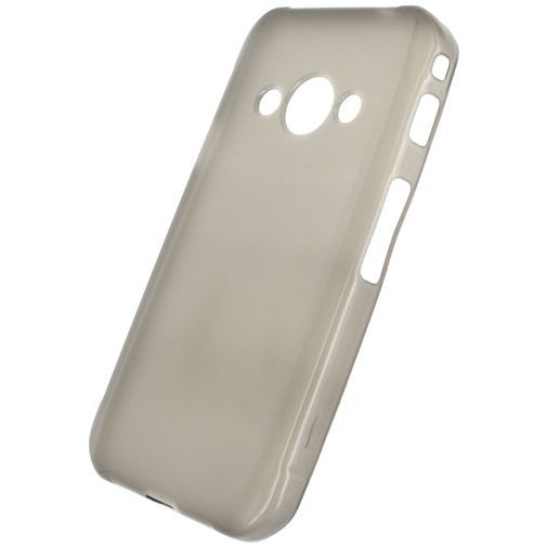 Productafbeelding van de Xccess TPU Case Transparent Black Samsung XCover 3 (VE)