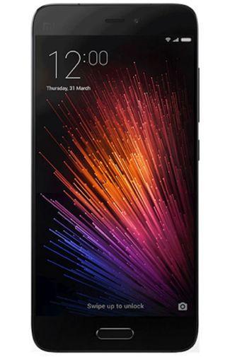Productafbeelding van de Xiaomi Mi 5 Black