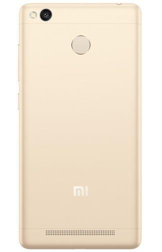 Productafbeelding van de Xiaomi Redmi 3s Gold