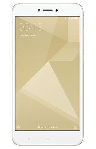 Productafbeelding van de Xiaomi Redmi 4X Gold
