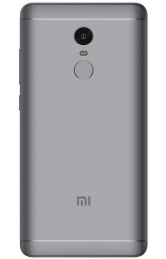 Productafbeelding van de Xiaomi Redmi Note 4 32GB Grey