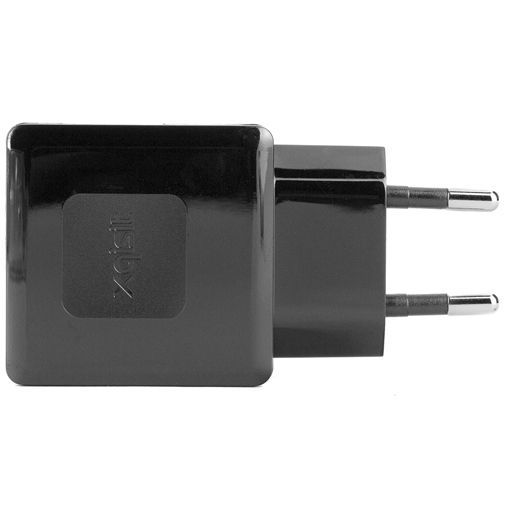 Productafbeelding van de Xqisit Thuislader Dual USB 3.4A Black