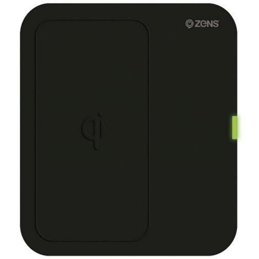 Productafbeelding van de Zens Qi Single Draadloze Lader Black
