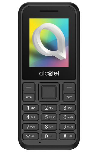 Alcatel OneTouch 10.66 Black